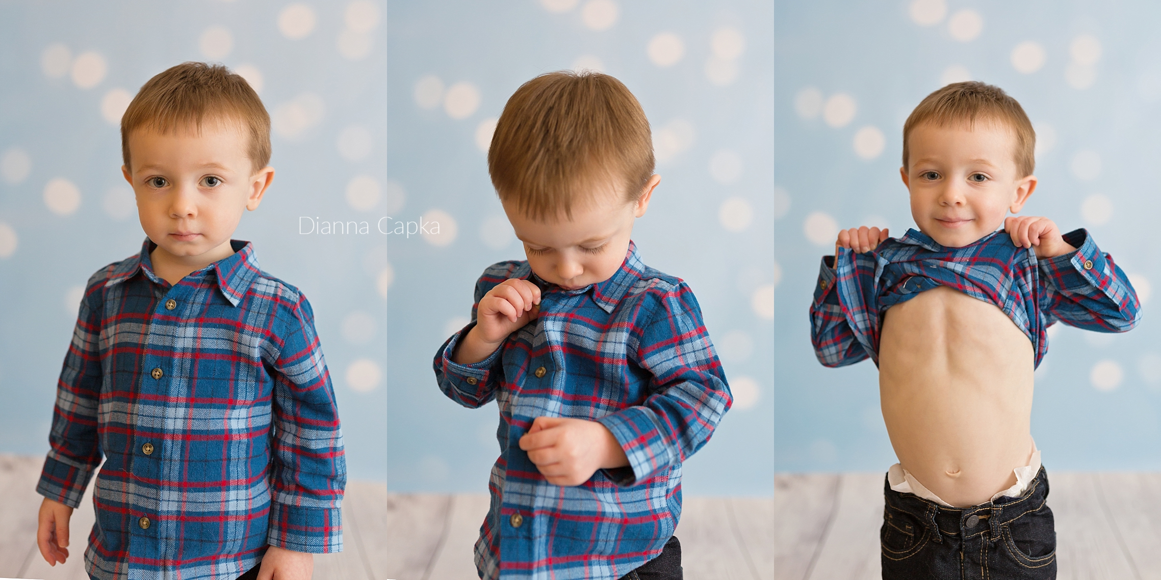 funny toddler at photo session lancaster pa photographer