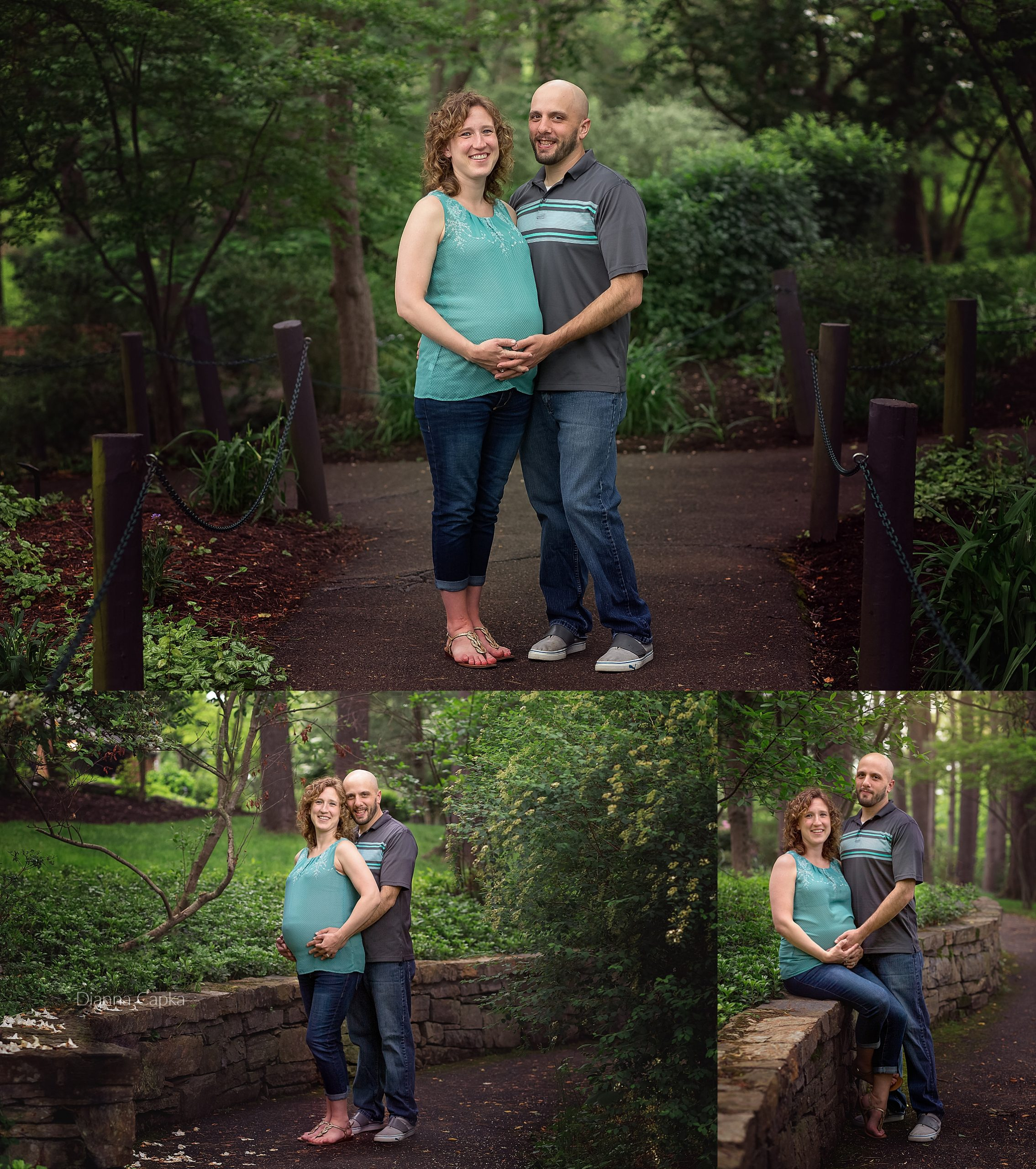 Family maternity session Lancaster County PA